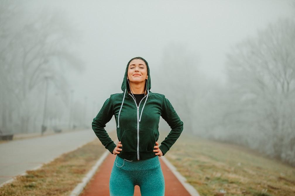 Treinar durante inverno contribui para aumento da imunidade