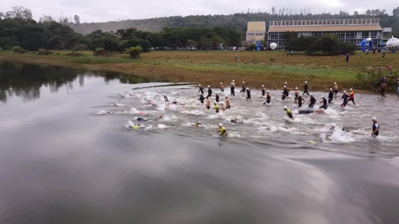 Minas Gerais recebeu o desafio Power Pace, na Lagoa do Piau