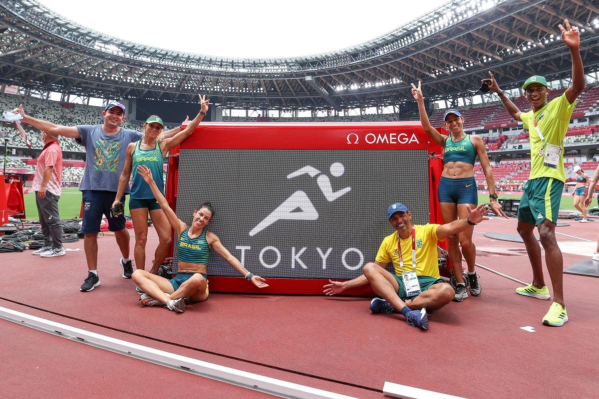 Atletismo do Brasil estreia nesta quinta-feira nos Jogos Olímpicos de Tóquio