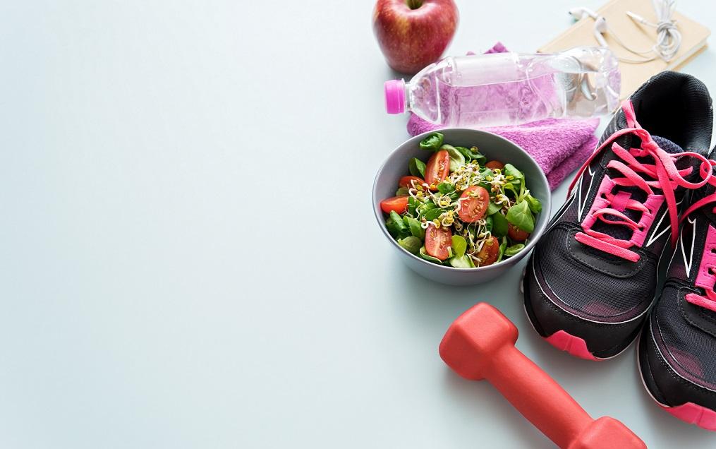 Quatro motivos para equilibrar atividades físicas e alimentação saudável