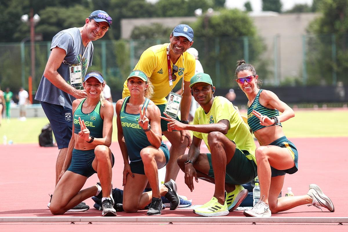 CBAt faz balanço positivo do atletismo nos Jogos Olímpicos de Tóquio