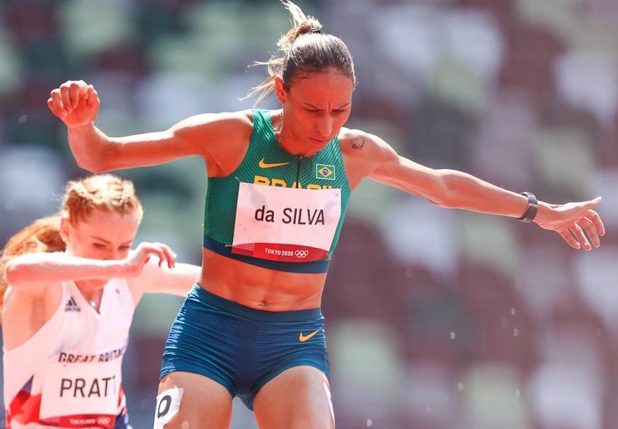 Tatiane Raquel quebra o recorde brasileiro dos 3.000 m com obstáculos