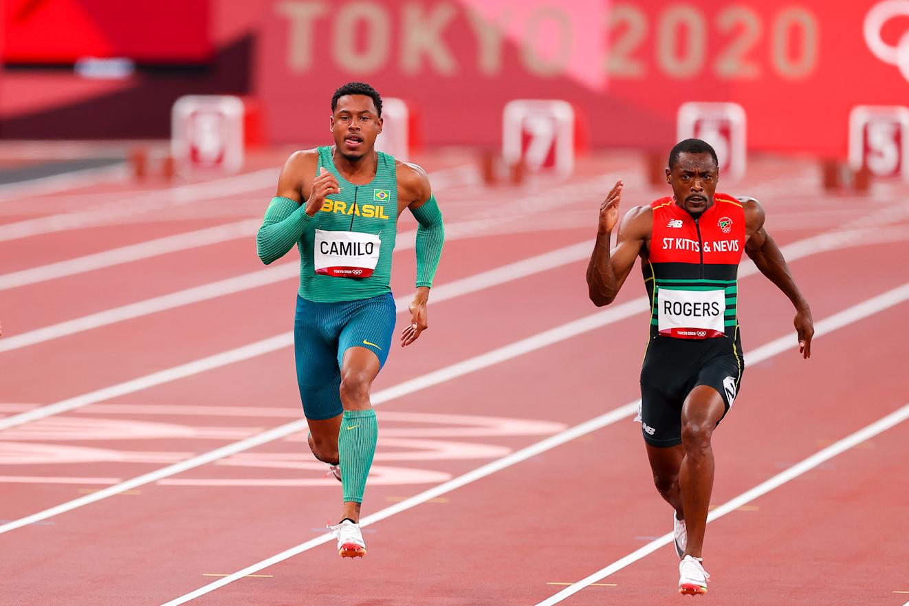 Equipe brasileira de revezamento chega forte aos Jogos de Tóquio