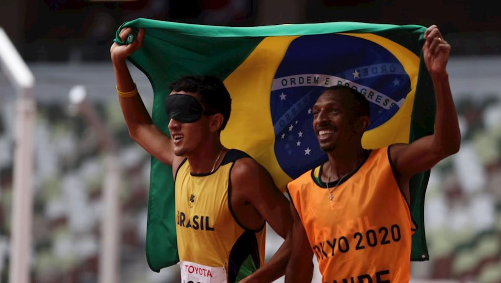 Cem vezes Brasil: sul-mato-grossense é o vencedor do 100º ouro do Brasil em Jogos Paralímpicos