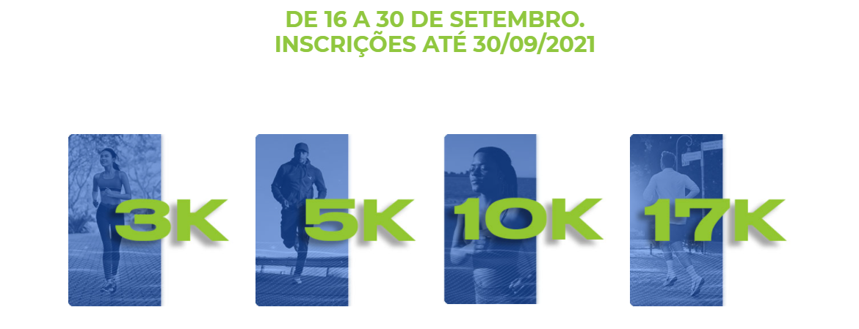 Corporate Run oferece inscrições gratuitas ou solidária para contribuir com o Projeto Marmita do Bem