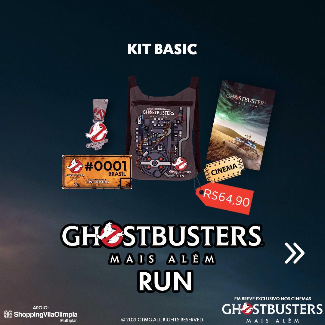 Estreia de Ghostbusters: Mais Além ganha corrida temática