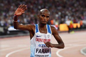 Muktar Edris da Etiópia impede o tetracampeonato de Mo Farah nos 5.000 metros