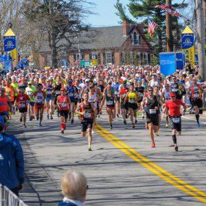 Inscrições para Maratona de Boston 2018 estão abertas