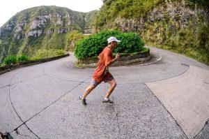 Sem patrocínio, mas sempre buscando motivação. Conheça o corredor Fernando Beserra