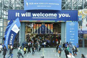 Estão abertas as inscrições para o sorteio de vagas da Maratona de Nova York