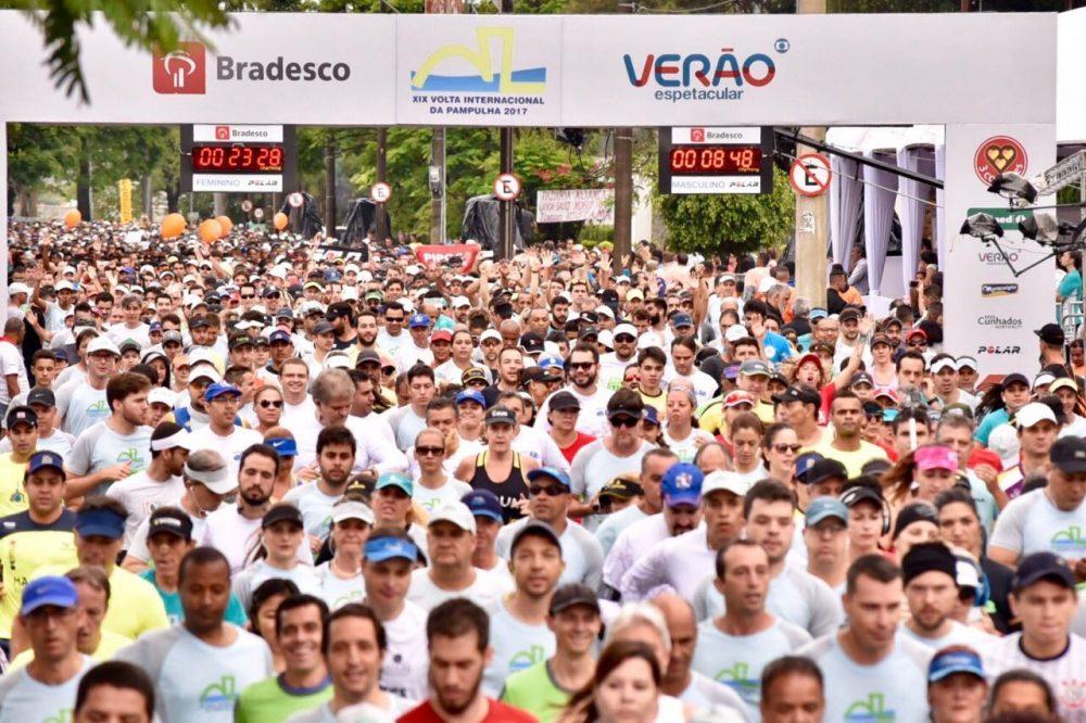 Prova reúne corredores de todo o Brasil Foto: Sérgio Shibuya/MBraga Comunicação