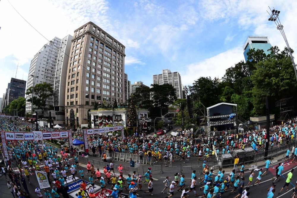 Organizador espera receber cerca de 30 mil participantes Foto: Marcelo Ferrelli/Gazeta Press