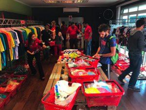 Bazar Solidário Ironman Brasil 2018 acontecerá nesta semana