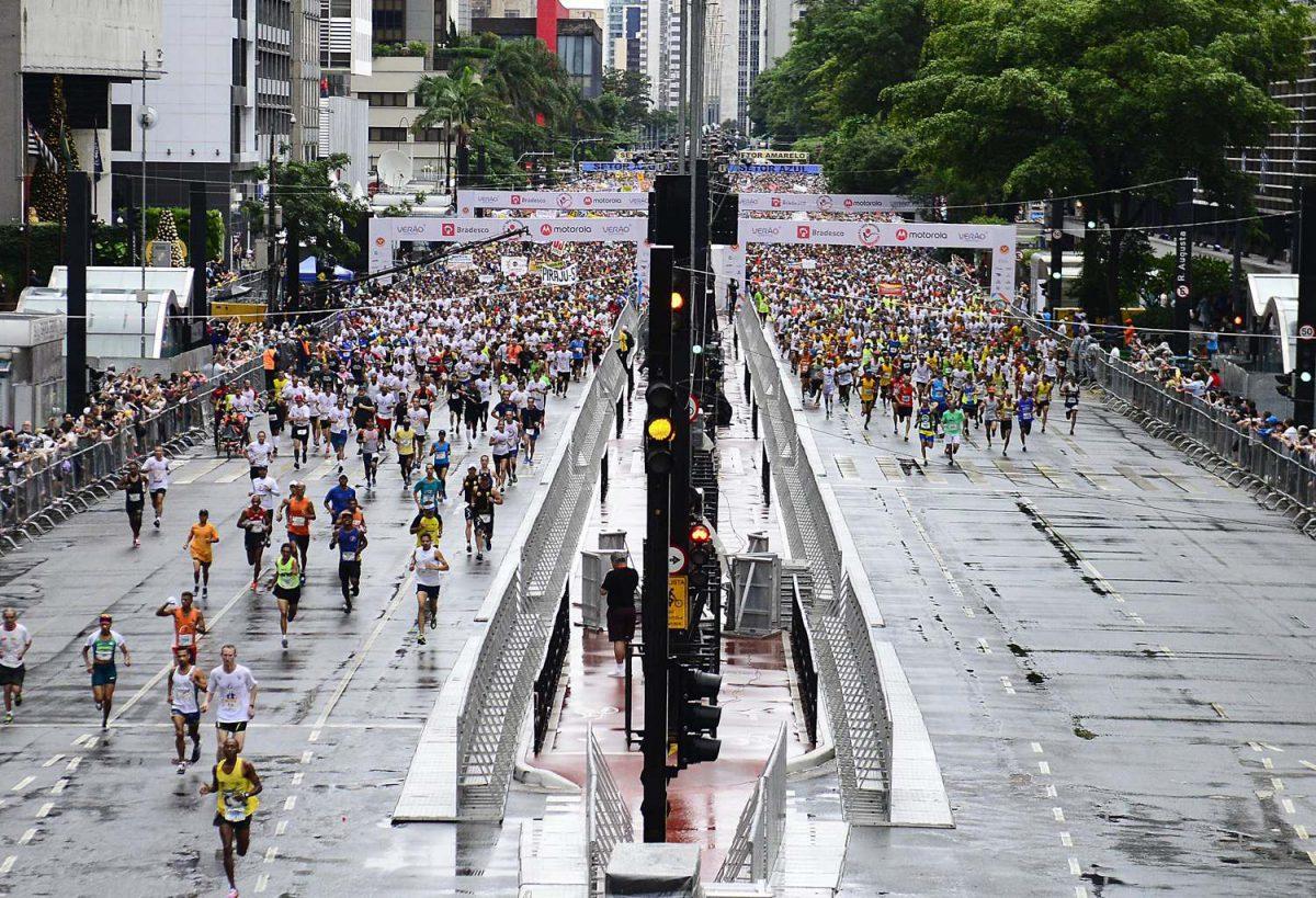 """94ª Corrida Internacional de São Silvestre seguirá com controle de acessos e """"pipocas"""""""