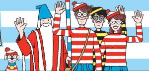"""Você vai encontrar Wally correndo! Corrida """"Onde está Wally?"""" abre inscrições"""