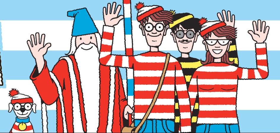 """Você vai encontrar Wally correndo! Corrida """"Onde está Wally?"""" abre inscrições - Foto: Divulgação"""