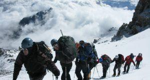 Indomit leva brasileiros ao cume da maior montanha das Américas