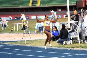 Simone Alves da Silva, recordista sul-americana dos 5 mil metros, é pega no doping pela 3ª vez