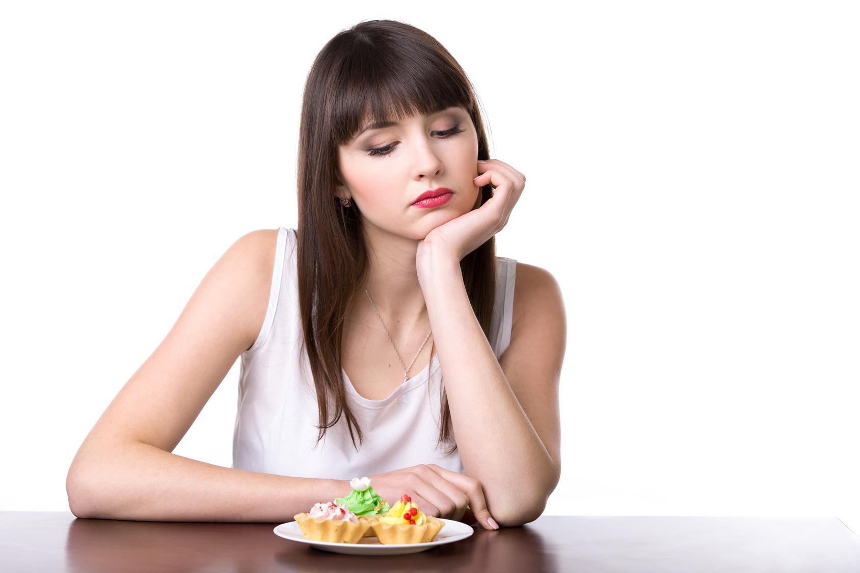 O que fazer para comer menos doces?