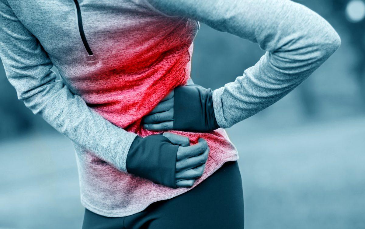 Dores fortes na área afetada são muitos comuns em quem sofre com essa doença Foto: leszekglasner