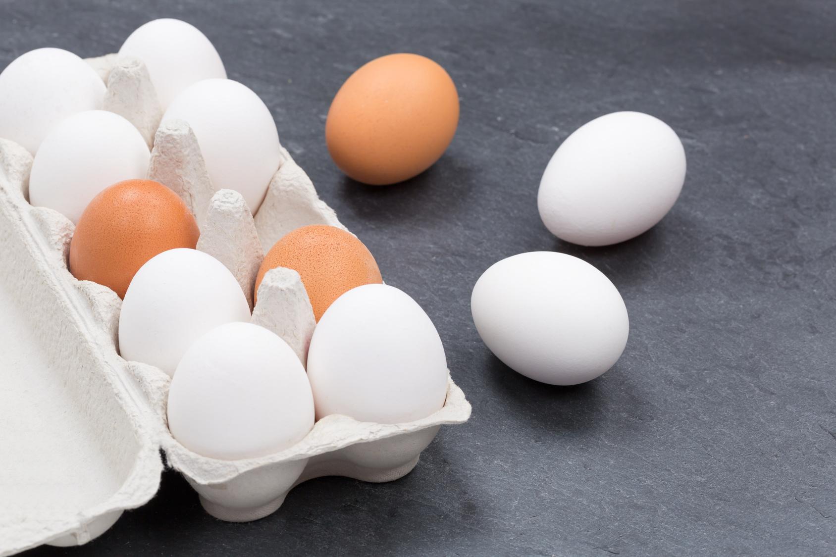 De acordo com pesquisas pessoas que ingerem ovo na primeira refeição do dia se saciam com menos calorias durante as 24 horas seguintes Foto: Markus Mainka/Fotolia