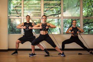 CXWORX, a aula da Bio Ritmo que define o centro do corpo com música