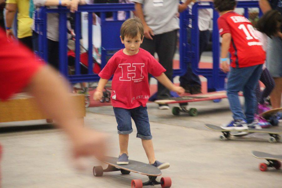 Ótima oportunidade para colocar a criançada no esporte Foto: Christina Volpe/Webrun