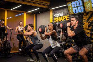 Smart Fit terá acesso gratuito ao público no Dia do Amigo