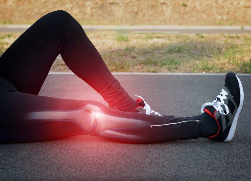Aprenda a cuidar dos joelhos e evite ter que parar de correr Foto: Monika Wisniewska/Fotolia