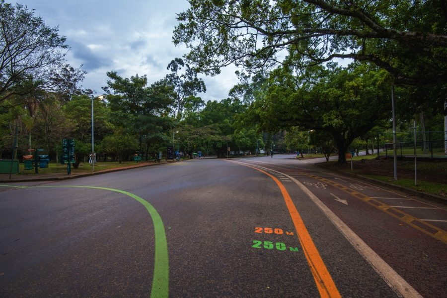 Confira a nova sinalização Foto: Divulgação