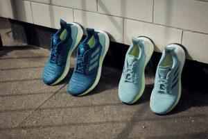 Adidas Running lança novas colorways do SolarBoost com tecnologia de foguete