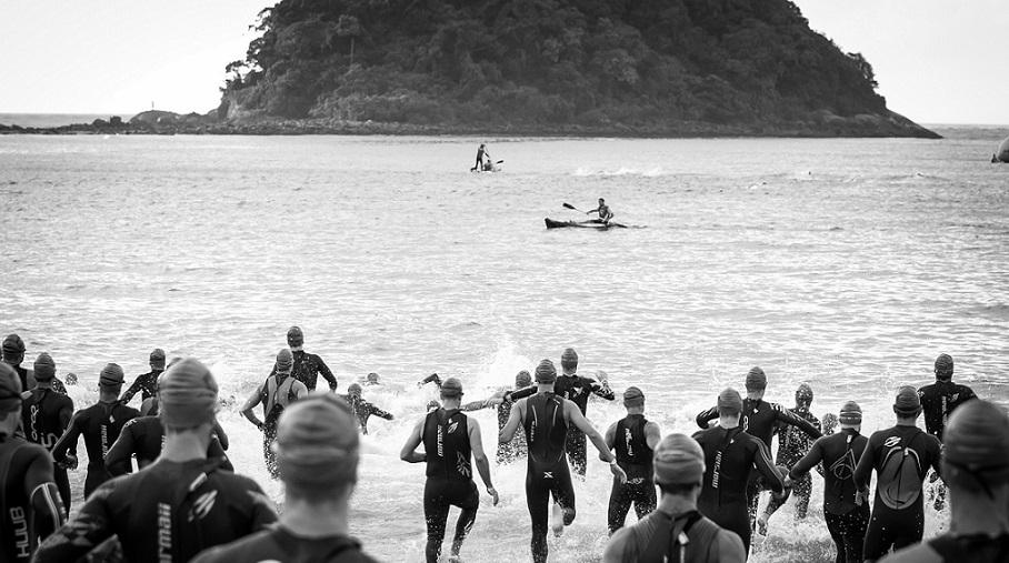 Balneário de Caiobá, no Paraná, será palco do TH3 Triathlon