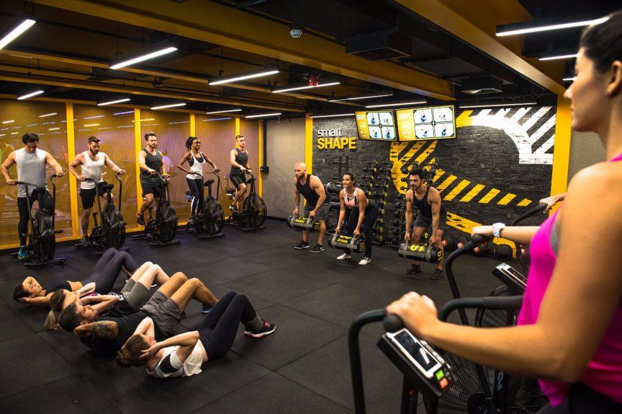 Esse treino é muito eficaz para quem busca perda de gordura Foto: Divulgação