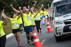 Corrida de rua global sem linha de chegada acontece pela primeira vez no Rio de Janeiro