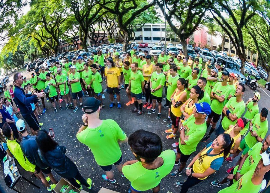 O evento contou com mais de 120 inscritos e muita gente ainda ficou de fora Foto: Leandro Godoi