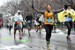 Maratona de Boston, a corrida da minha vida