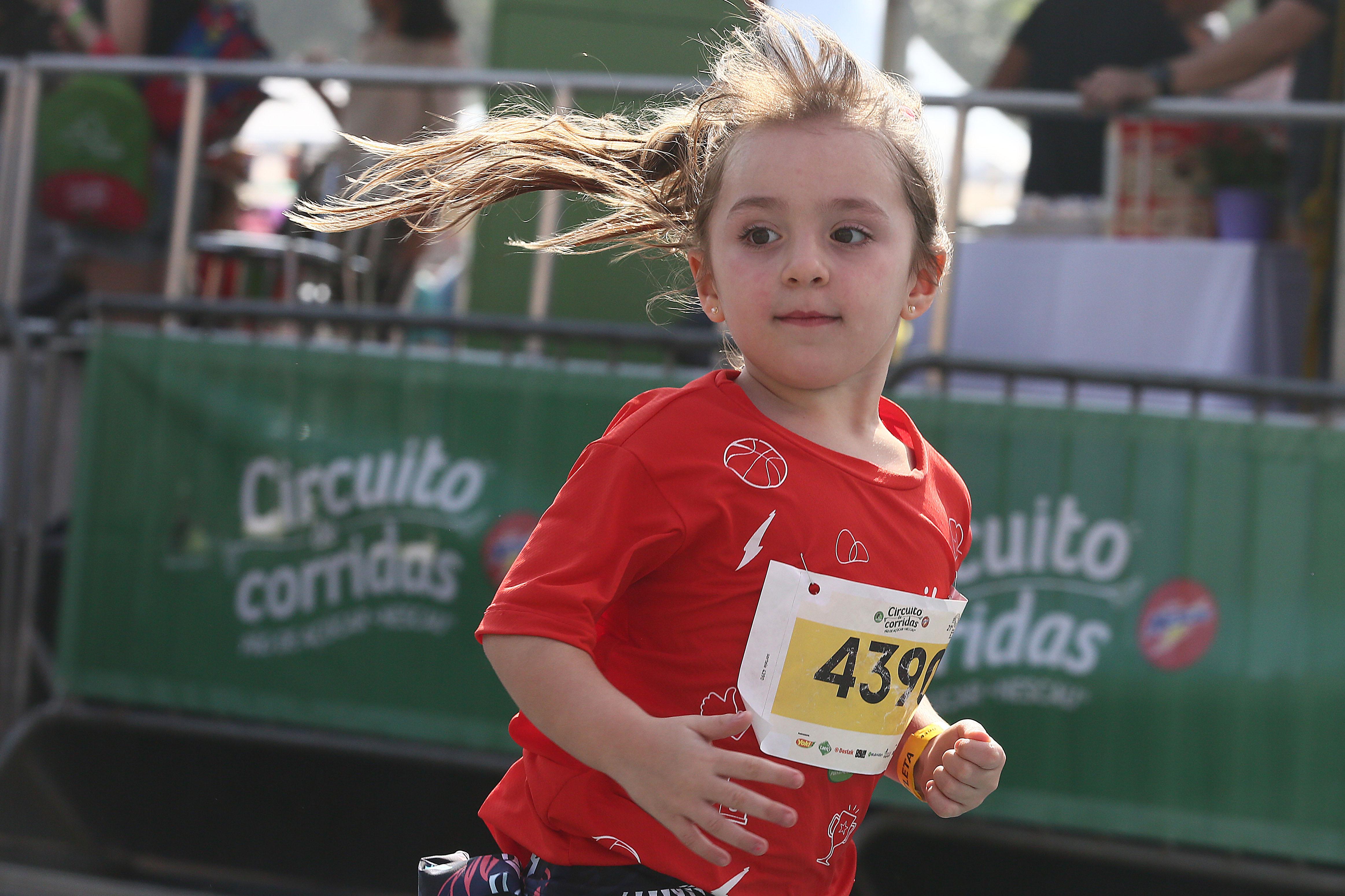 As inscrições para as Corridas Pão de Açúcar Kids podem ser feitas no site oficial | Foto: Flávio Florido
