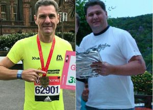 Da obesidade à Six Star, a superação de Fabio Girolla