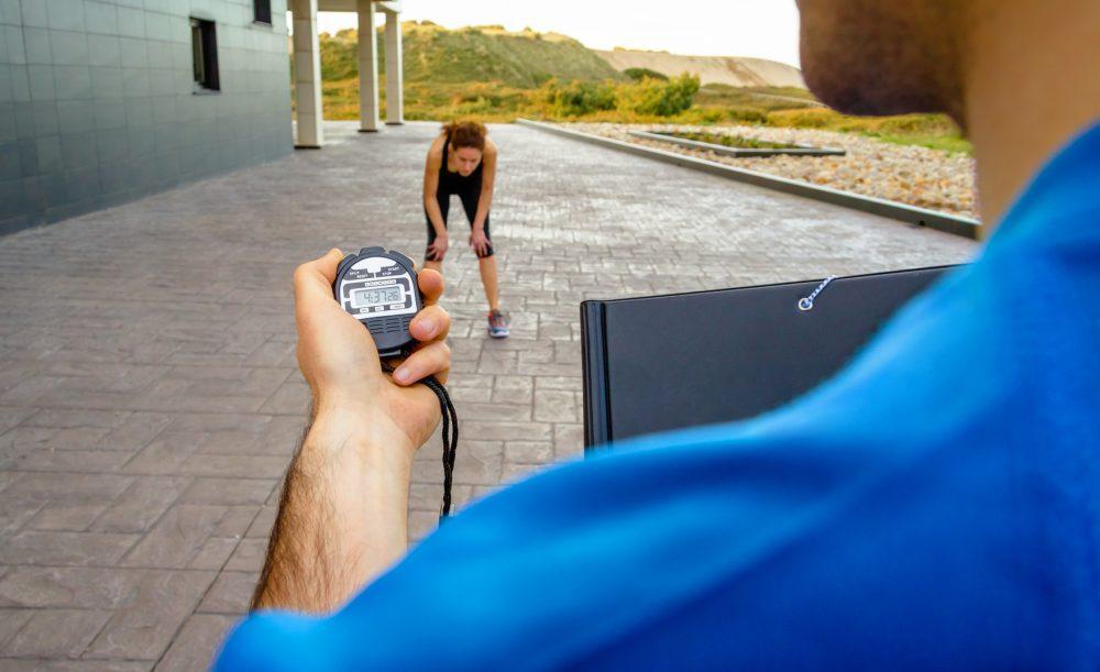 É muito bom treinar pessoas competitivas, pois elas são determinadas, disciplinada Foto: Doble/Fotolia