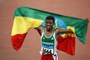 Conheça a história de Haile Gebrselassie, o imperador das maratonas