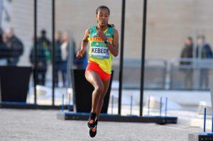 Recorde mundial feminino e tricampeonato masculino no Mundial de Meia Maratona