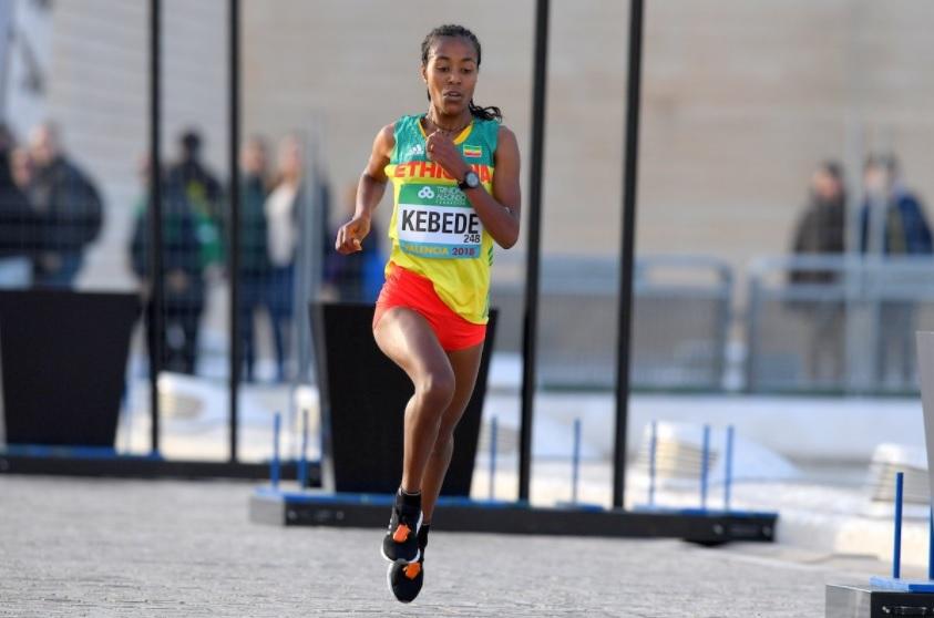Foto: Divulgação IAAF