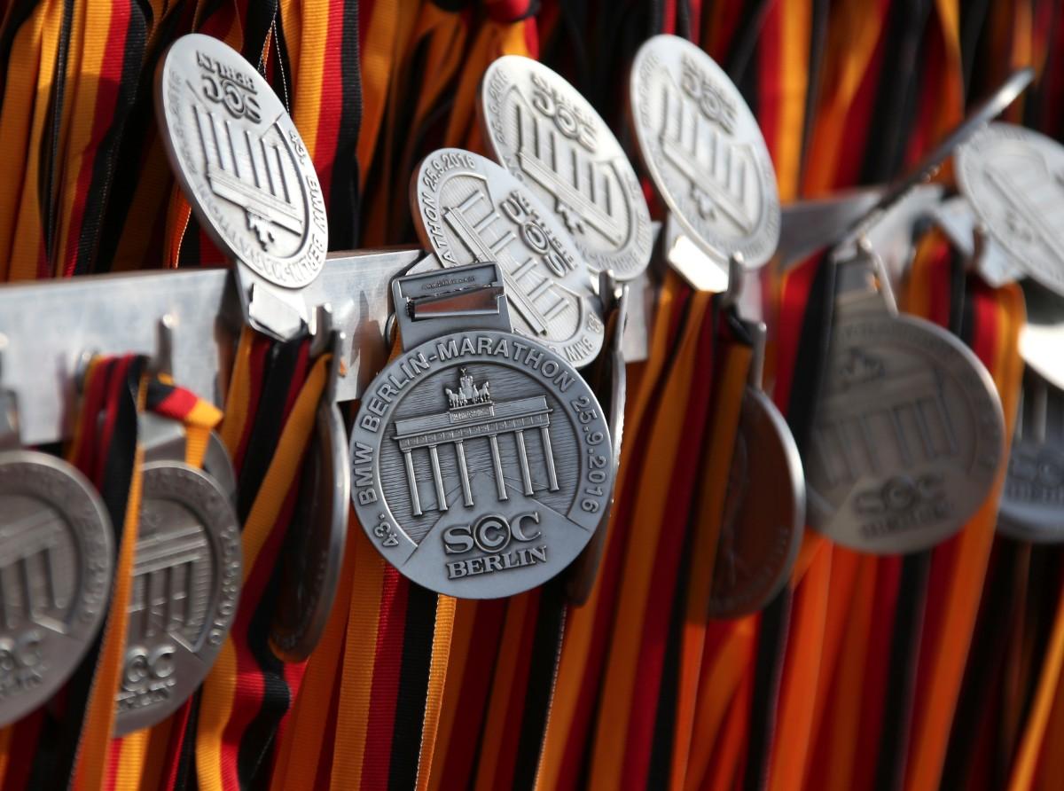 Foto: BMW Berlin Marathon