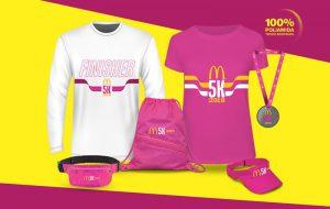 McDonald's abre inscrições para a corrida feminina M5K