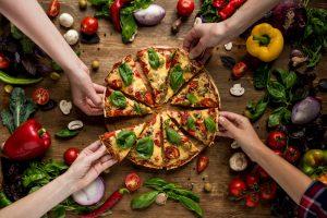 Comemore o Dia da Pizza com uma receita integral e nutritiva