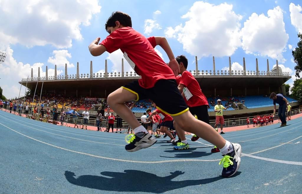 A São Silvestrinha é acirrada para os adolescentes que competem por um lugar no pódio | Foto: Divulgação Facebook