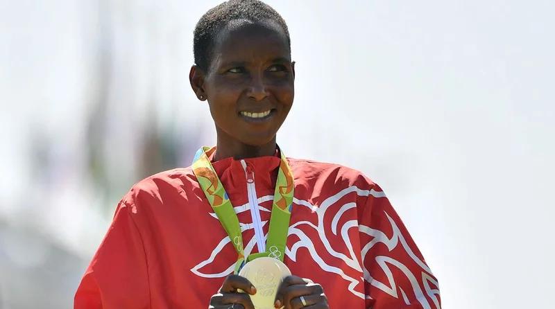 Medalhista de prata na Maratona do Rio 2016, Eunice Kirwa, é provisoriamente suspensa por doping